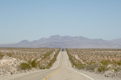 Cady Mountains, Route 66
