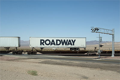 Ludlow Crossing, Route 66, California