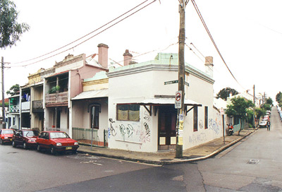 Bedford St, Newtown
